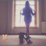 Vintage boudoir reportage Amsterdam