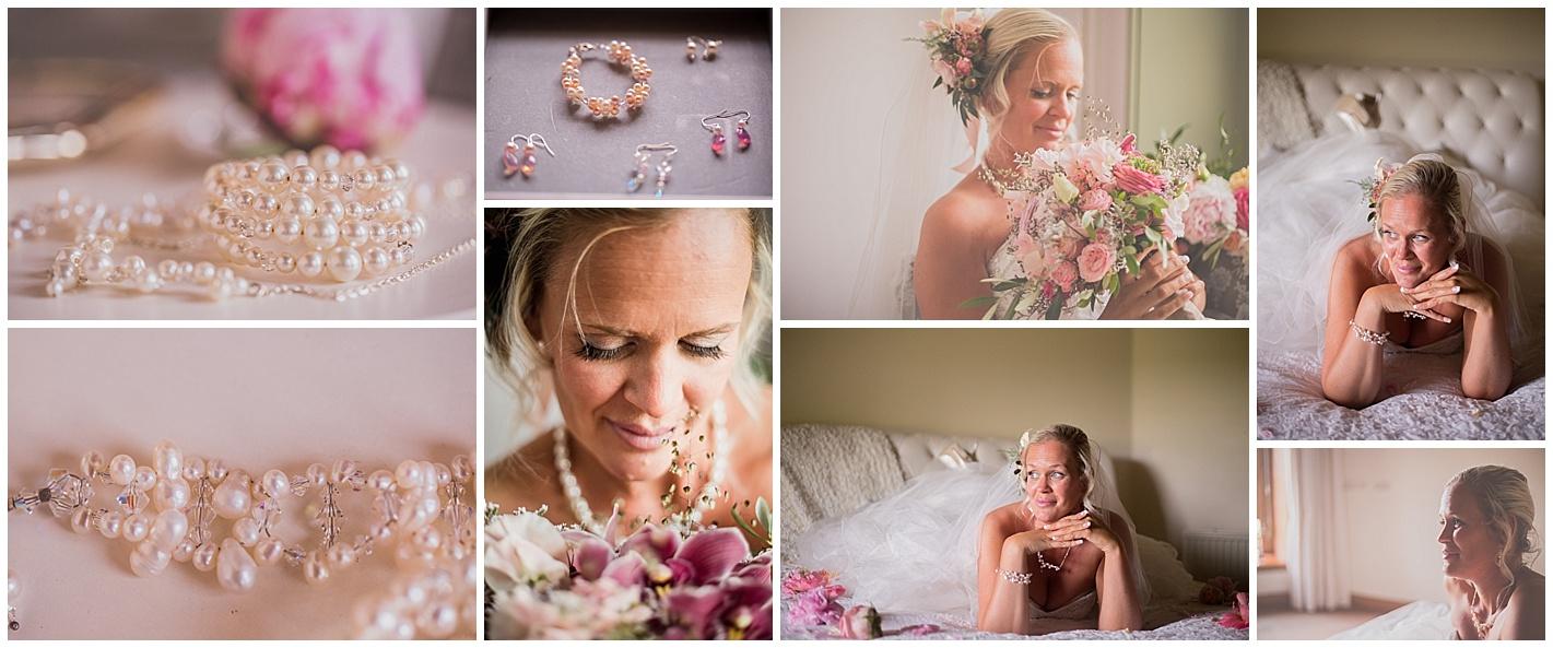 bruidssierraden bij boudoirreportage