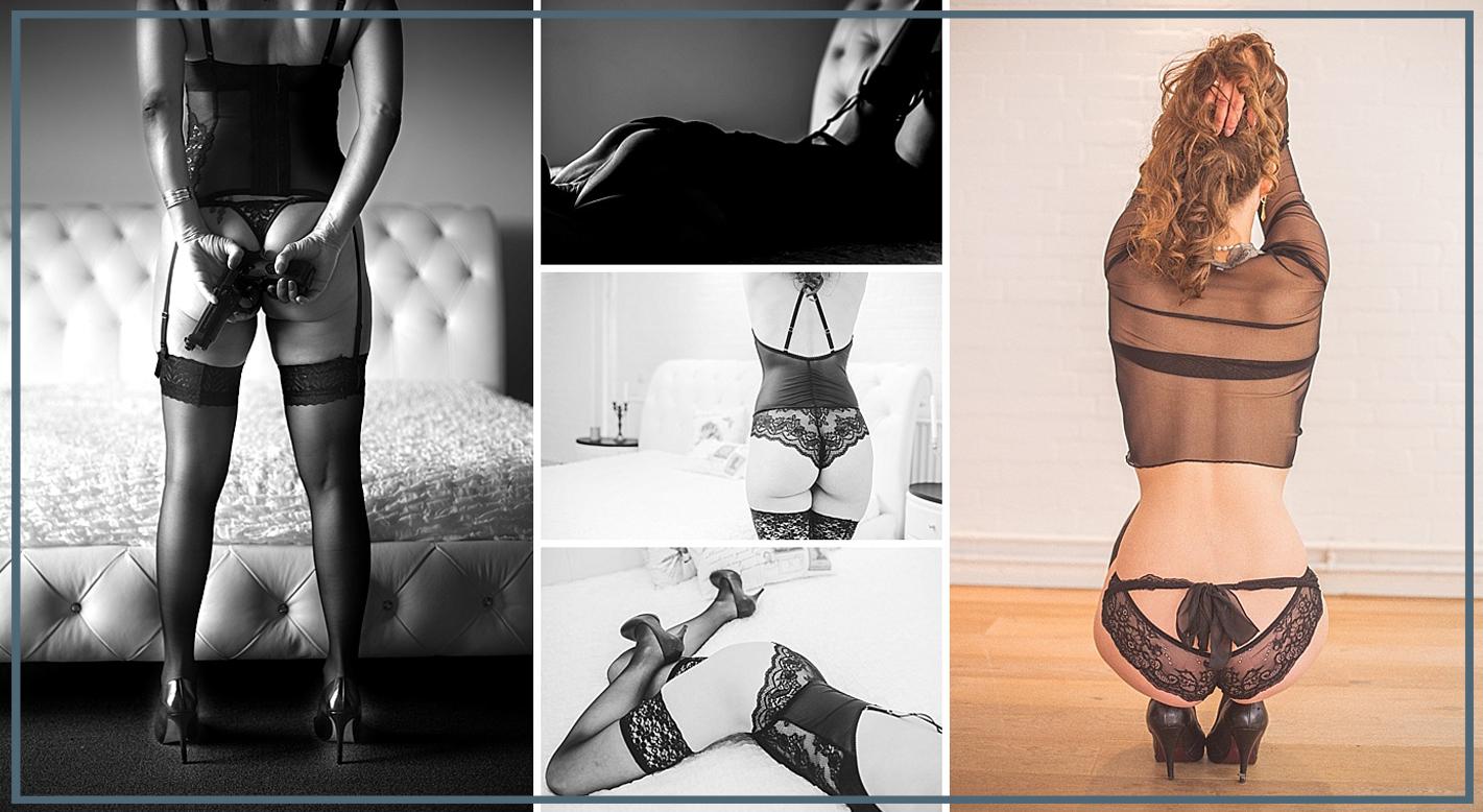 verschillende stijlen boudoir reportage