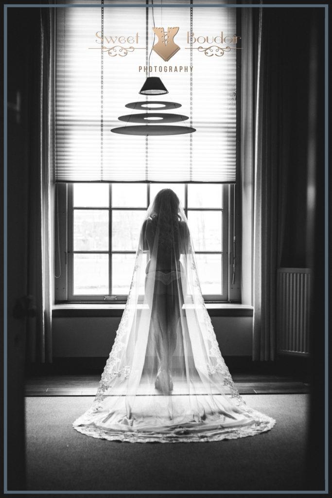 Bridal boudoir fotoreportage
