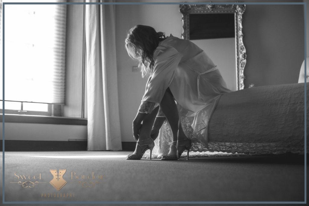 fotoreportage in bruidslingerie