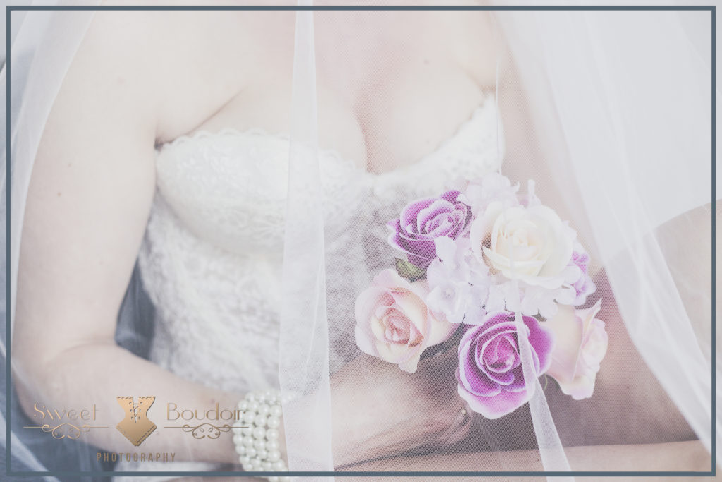 bridal boudoir photoshoot