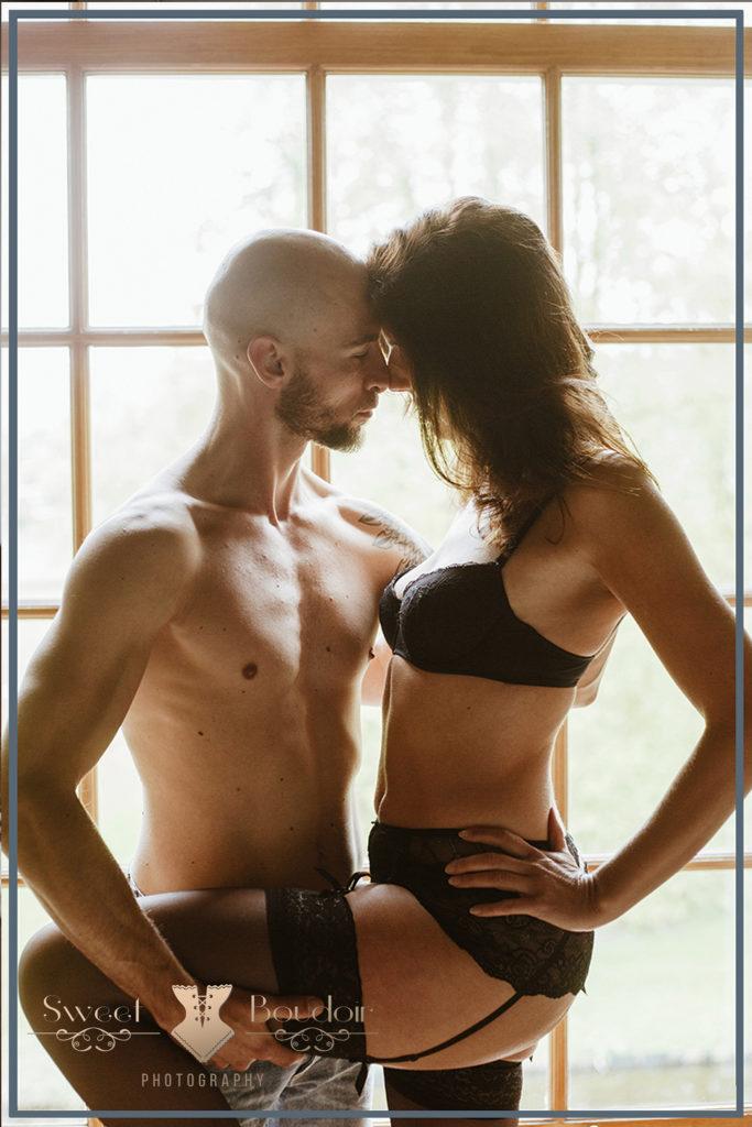 verleidelijke fotoreportage samen met je partner