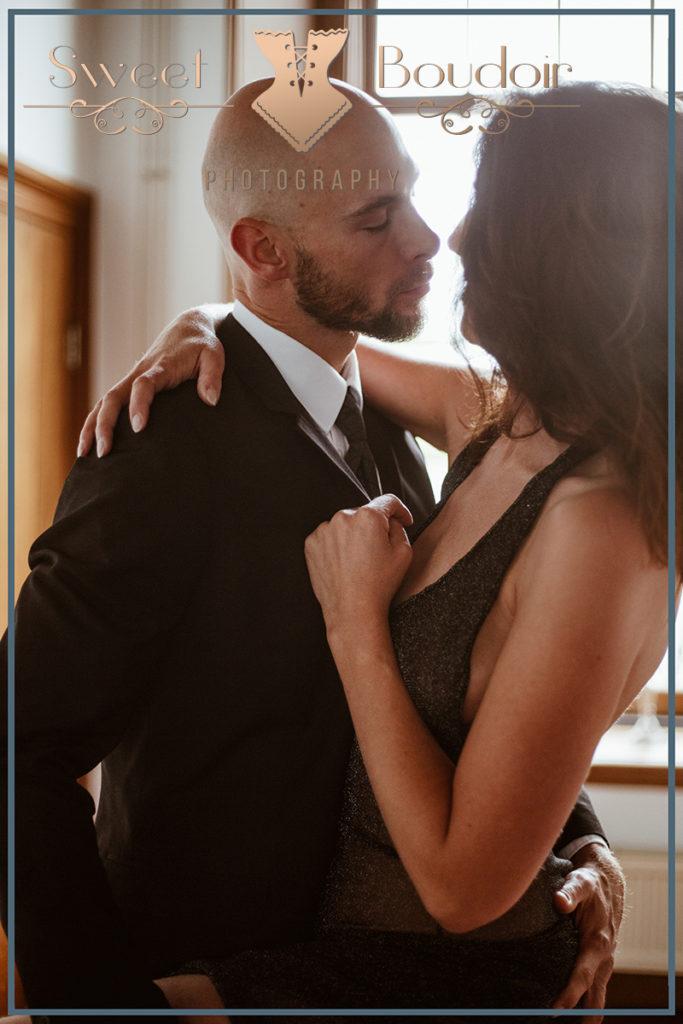 sexy reportage samen met je man