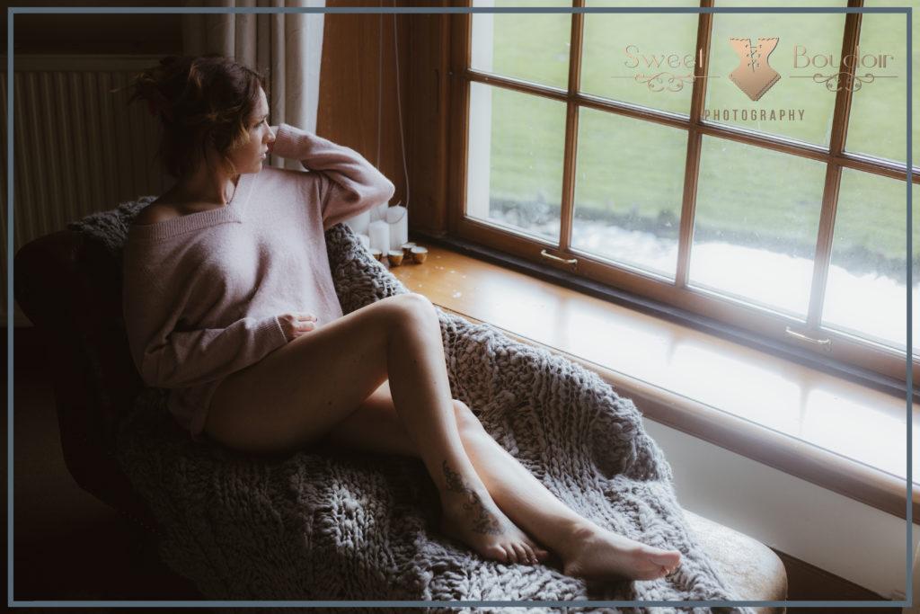 Luie maandagochtend fotoreportage boudoir