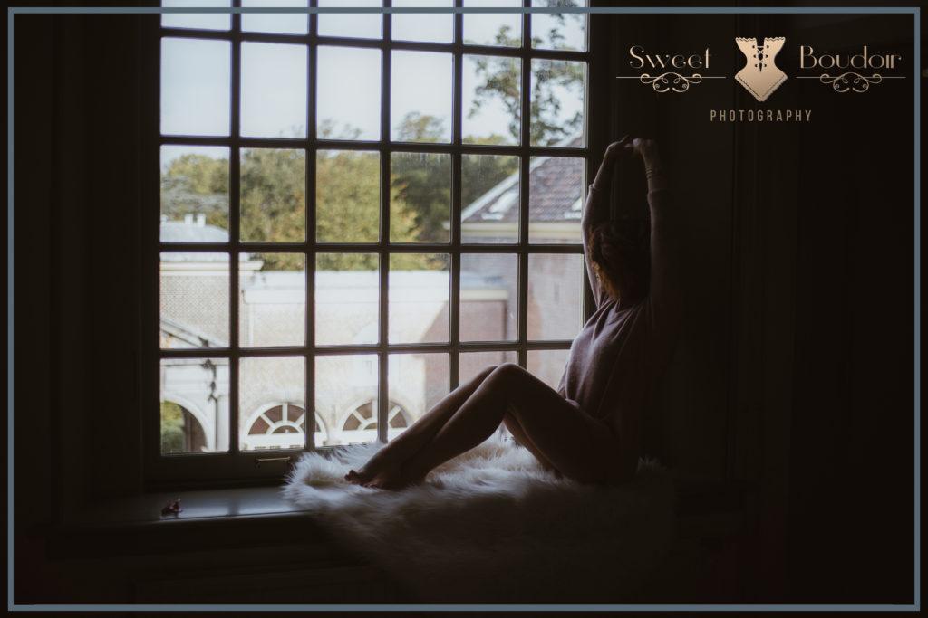 boudoir reportage in huiselijke sfeer
