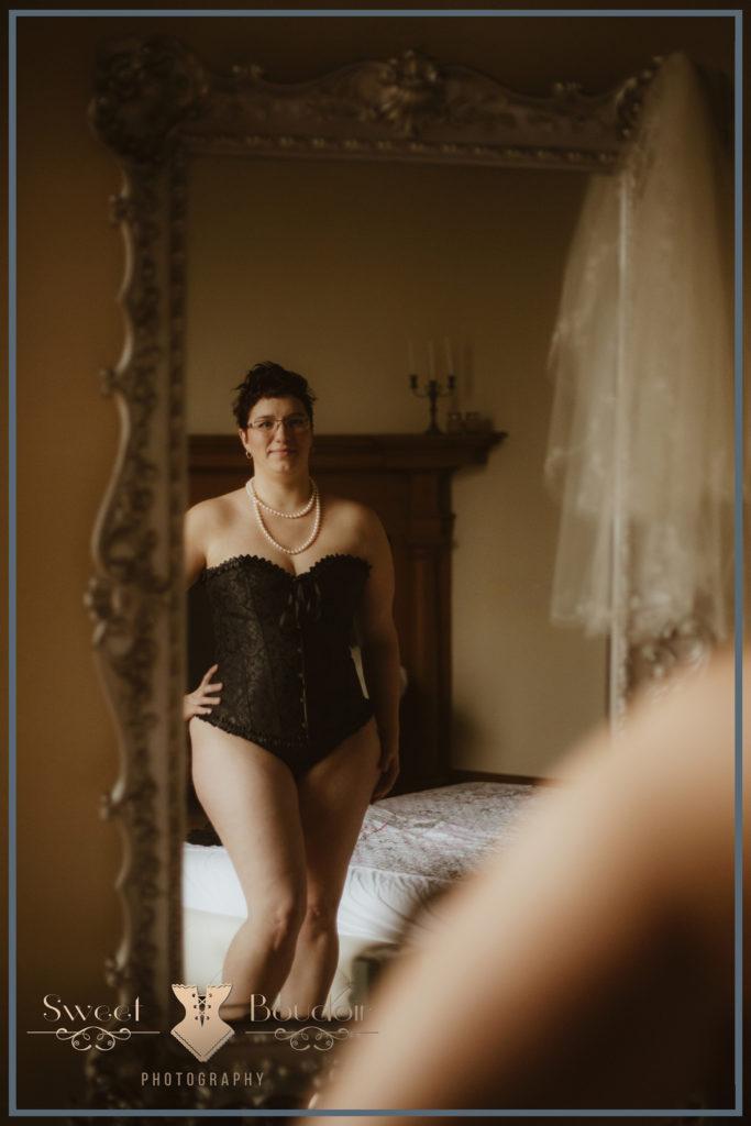 boudoir fotoreportage met korset
